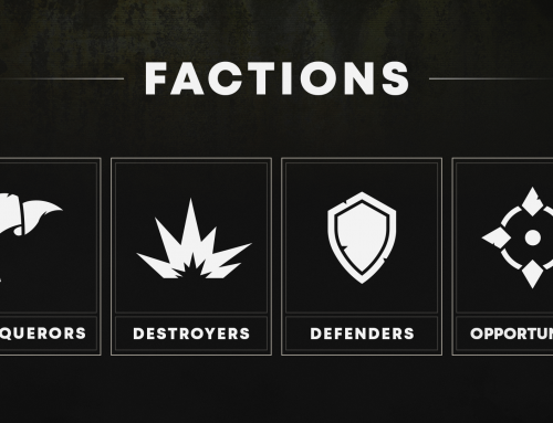 The Factions of Zephrys