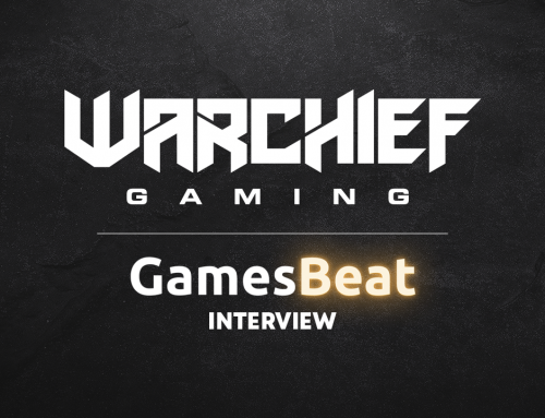 Warchief Announcement – GamesBeat Interview