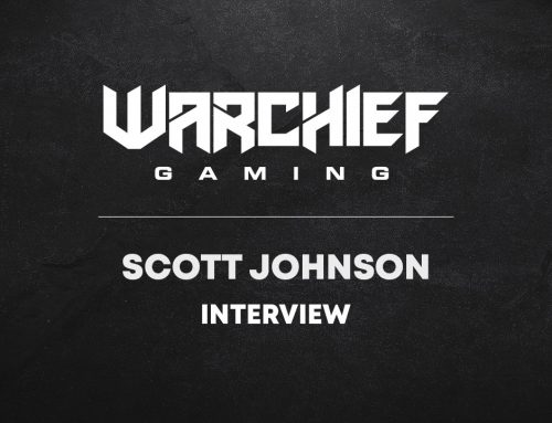 Scott Johnson Interview with Chris Metzen