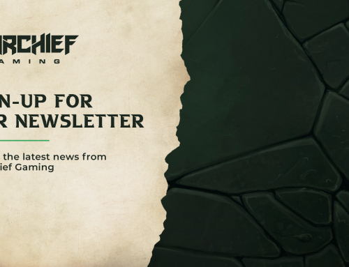 Join the Warchief Gaming Newsletter!