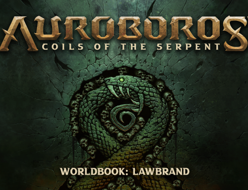 WARCHIEF GAMING™ANNOUNCES NEW FANTASY GAME WORLD WITH AUROBOROS: COILS OF THE SERPENT™