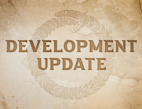 Development Update: The Mark of the Serpent