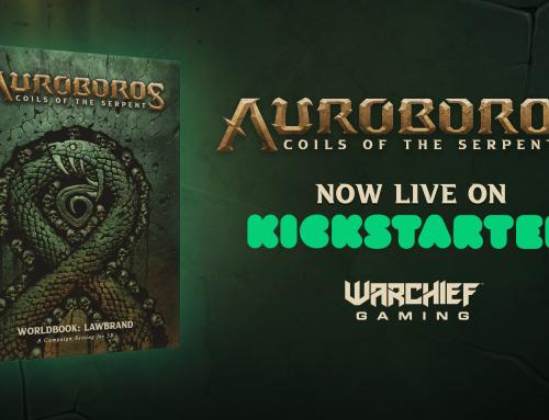 Auroboros – Now Live on Kickstarter!